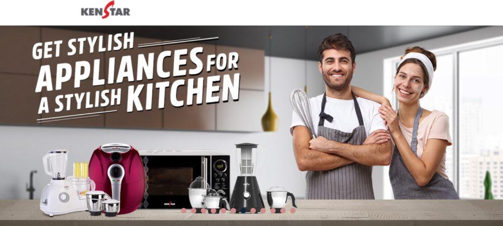Kenstar kitchen appliances 2020