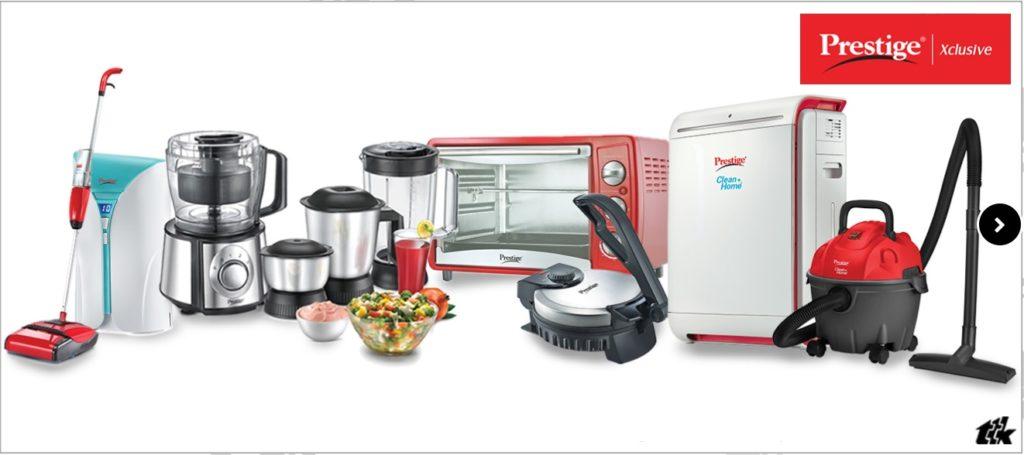 Prestige kitchen appliances 2020