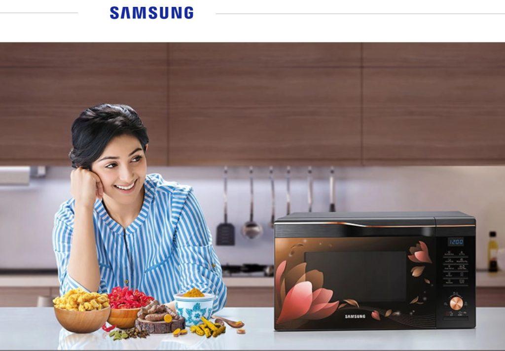 samsung kitchen appliances 2020