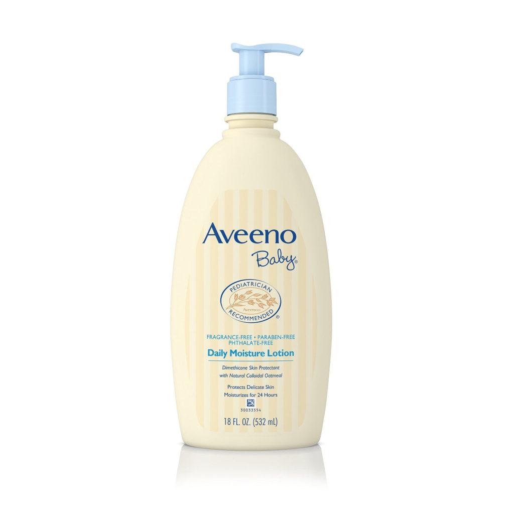 Aveeno Baby Daily Moisturizing Lotion – 532 ml