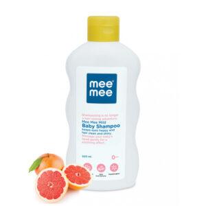 MeeMeeFruit Extracts Mild Baby Shampoo