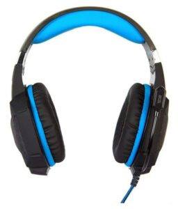 Redgear Hell Scream Professional Gaming Headphones with 7 RGB LED Colors and Vibrations (PC)