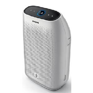 Philips AC1215_20 Air purifier expels 99.97% airborne pollutants with 4-phase filtration