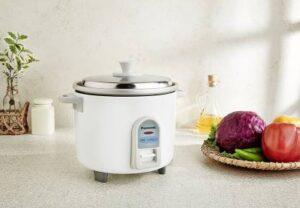 Panasonic SR-WA10 450-Watt Automatic Cooker without Warmer