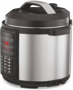 Preethi Touch EPC005 6L Electric Pressure Cooker